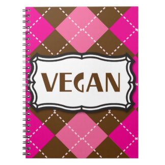 ビーガンのノート ノートブック
