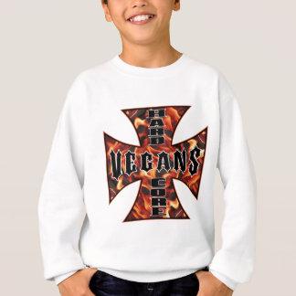 ビーガンのハードコア スウェットシャツ