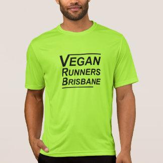 ビーガンのランナーブリスベーン Tシャツ