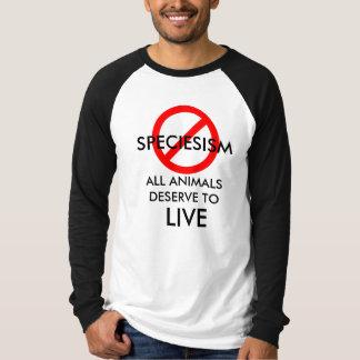ビーガンのワイシャツ Tシャツ