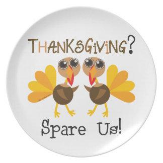 ビーガンの感謝祭の皿 プレート