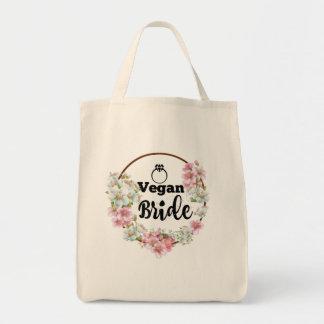 ビーガンの花嫁のバッグ トートバッグ