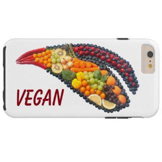 ビーガンの葉 TOUGH iPhone 6 PLUS ケース