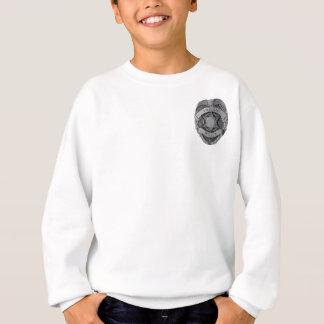ビーガンの警察 スウェットシャツ