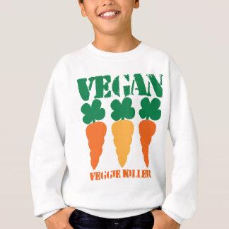 ビーガンの野菜のキラー スウェットシャツ