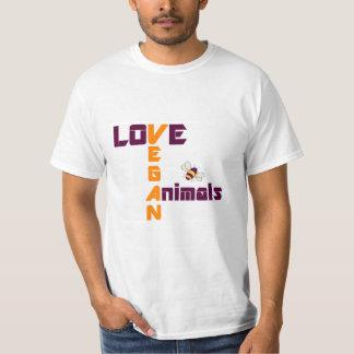 ビーガンのTシャツ Tシャツ