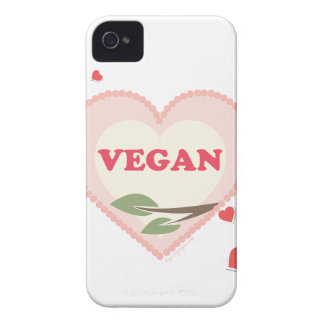 ビーガン愛 Case-Mate iPhone 4 ケース