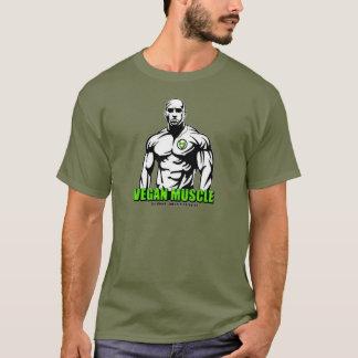 ビーガン筋肉服装 Tシャツ