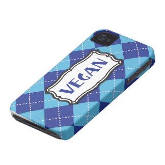 ビーガンiphone4 Case-Mate iPhone 4 ケース