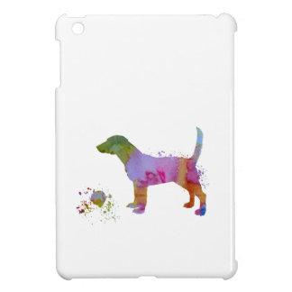 ビーグル犬およびおもちゃ iPad MINIカバー