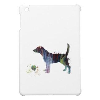 ビーグル犬およびおもちゃ iPad MINI CASE