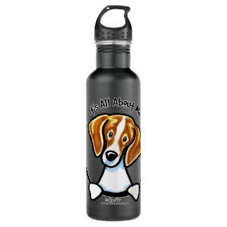 ビーグル犬すべてに約私IAAM ウォーターボトル