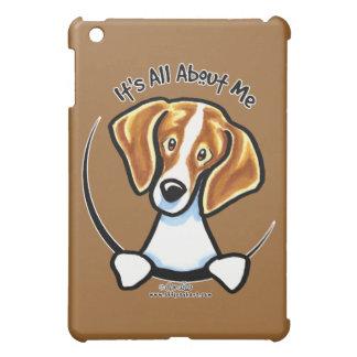ビーグル犬すべてに約私IAAM iPad MINI CASE
