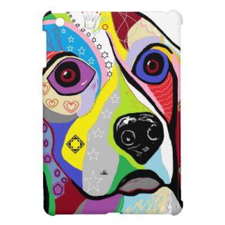 ビーグル犬のクローズアップ iPad MINI CASE