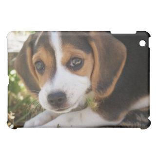 ビーグル犬のベビー犬 iPad MINIケース