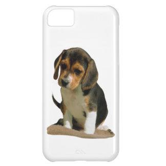 ビーグル犬の子犬 iPhone5Cケース