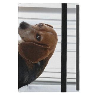 ビーグル犬の態度 iPad MINI カバー