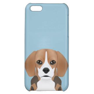 ビーグル犬の漫画 iPhone5C