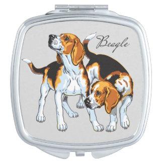 ビーグル犬の猟犬