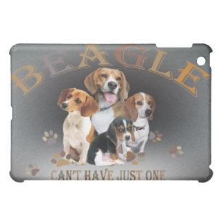 ビーグル犬はちょうど1つのIPADの場合を有することができません iPad MINI CASE