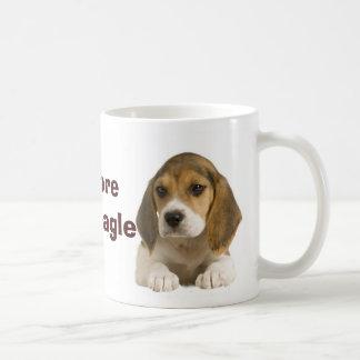 ビーグル犬はマグを崇拝します コーヒーマグカップ