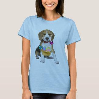 ビーグル犬イースター Tシャツ