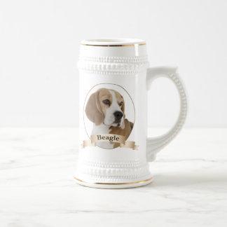 ビーグル犬ステイン ビールジョッキ