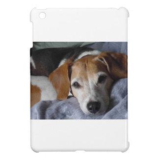 ビーグル犬ハリアー犬 iPad MINIケース
