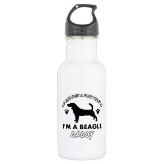 ビーグル犬犬のお父さん ウォーターボトル