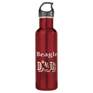 ビーグル犬犬のパパ ウォーターボトル