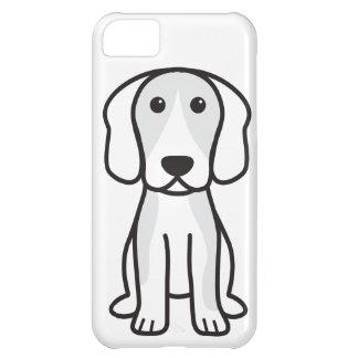 ビーグル犬犬の漫画 iPhone5Cケース