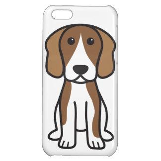 ビーグル犬犬の漫画 iPhone 5C CASE