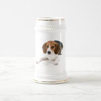 ビーグル犬犬ビールステイン ビールジョッキ