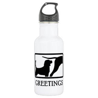 ビーグル犬 ウォーターボトル