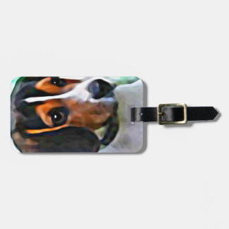 ビーグル犬 ラゲッジタグ