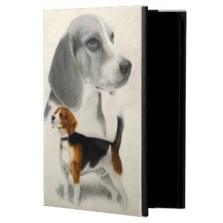 ビーグル犬 iPad AIRケース