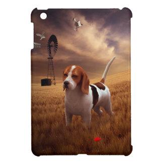 ビーグル犬 iPad MINI カバー