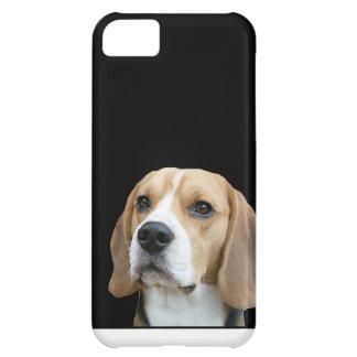 """""""ビーグル犬"""" iPhone5Cケース"""