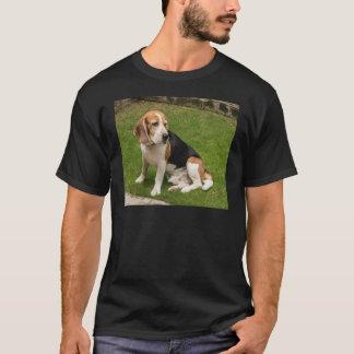 ビーグル犬 Tシャツ