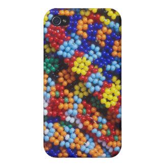 ビーズ手芸、Kwazulu出生Melmoth南アフリカ共和国 iPhone 4/4S Cover