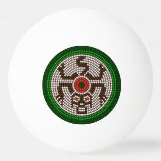 ビーズ猿 卓球ボール