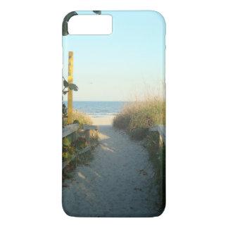 ビーチのアクセスの穹窖の箱 iPhone 8 PLUS/7 PLUSケース