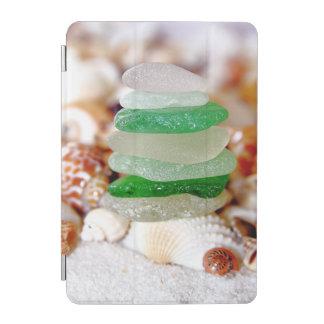 ビーチのガラスiPad Miniカバー iPad Miniカバー