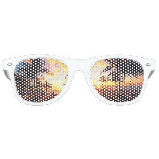 ビーチのサングラス レトロサングラス