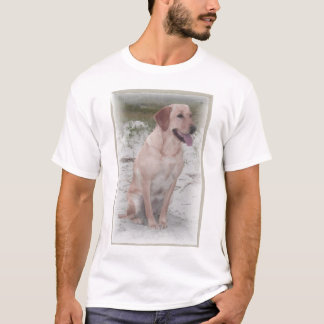 ビーチのナゲット Tシャツ