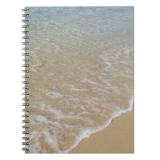 ビーチのノート ノートブック