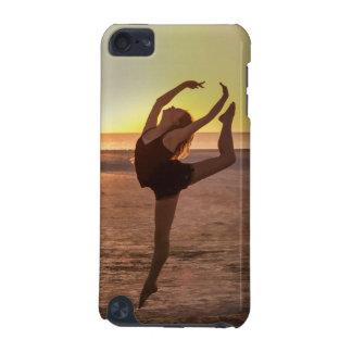 ビーチのバレエ iPod TOUCH 5G ケース