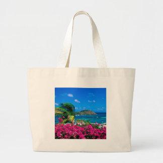 ビーチのフランスのな袋小路セントマーチン ラージトートバッグ