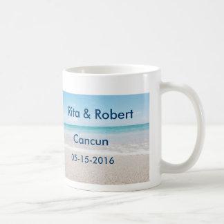 ビーチのマグの行先 コーヒーマグカップ