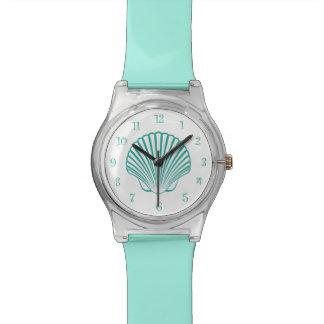 ビーチのモノグラムのスタイル 腕時計